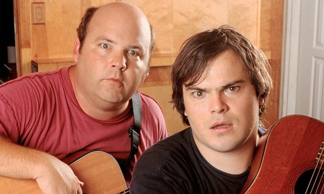 Tenacious D (the band and the show) need to be in your life.