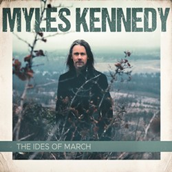 Kennedy's second solo album reintroduces his guitar skills to listeners.