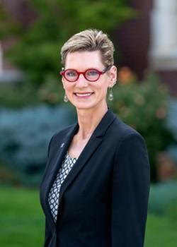 Boise State University President Marlene Tromp - BOISE STATE UNIVERSITY