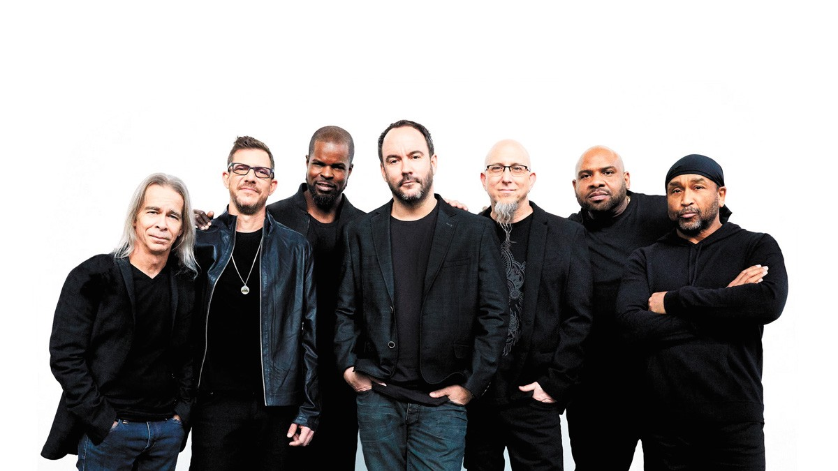 Dave Matthews Band returns to the Gorge for their regular Labor Day weekend run.
