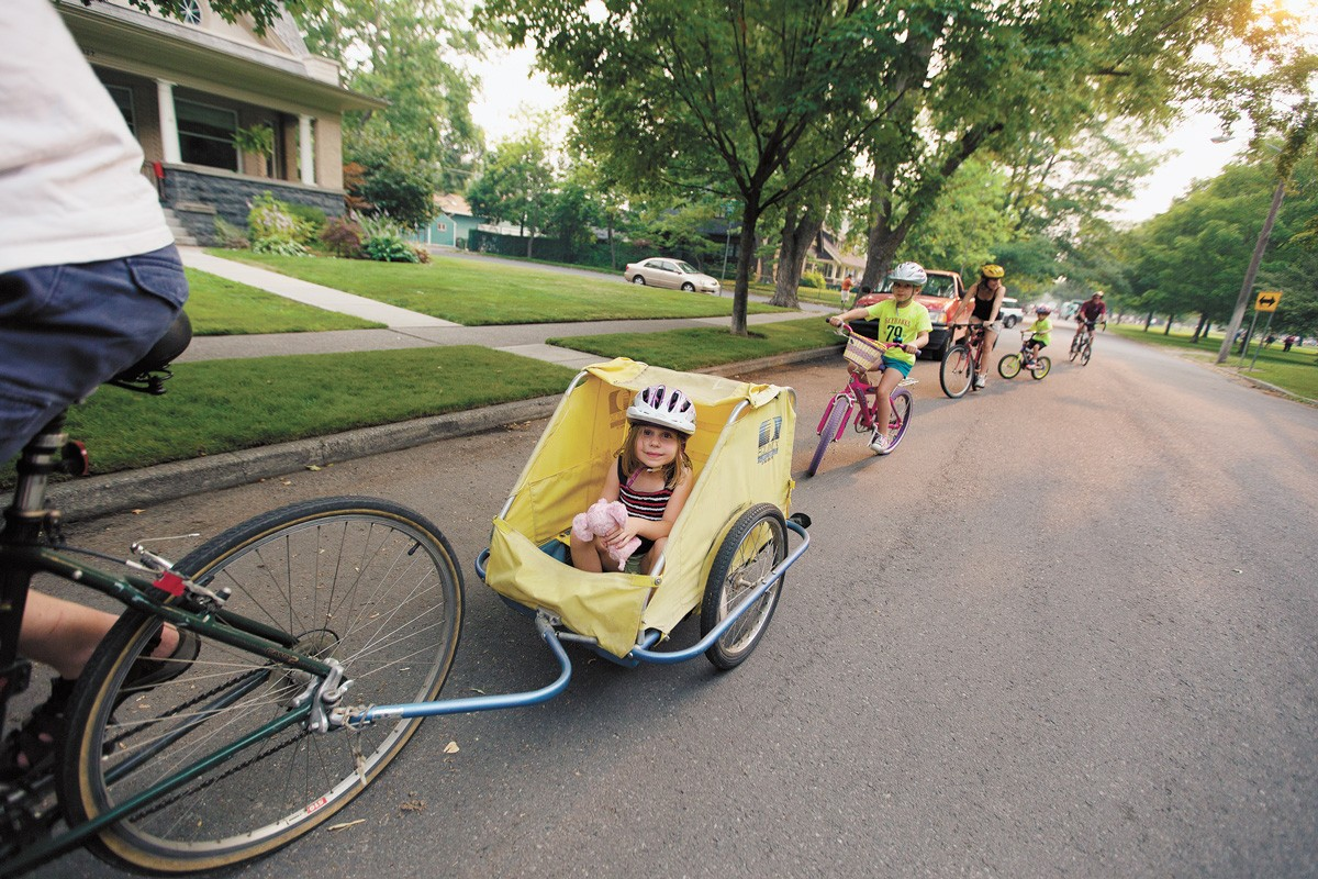 Summer Parkways is back, but with more flexibility. - YOUNG KWAK PHOTO