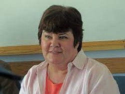 Karen Stratton, HR department critic - DANIEL WALTERS PHOTO