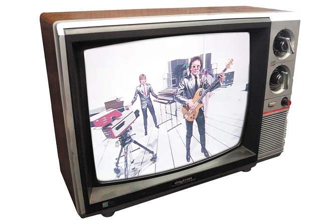 """MTV launched with the music video for Buggles' """"Video Killed The Radio Star"""" in 1981."""