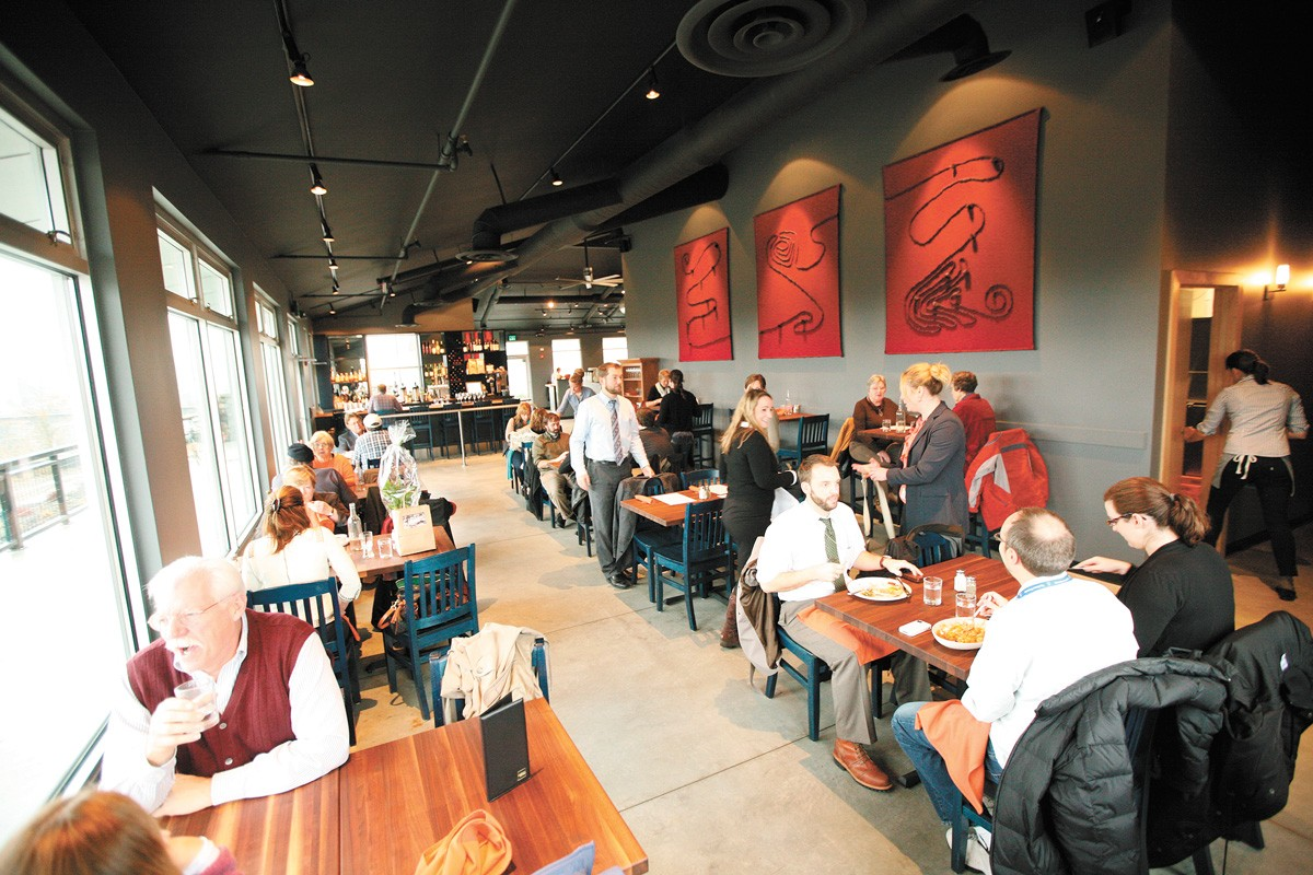 Molé Mexican is set to open in the Central Food space this summer. - YOUNG KWAK PHOTO