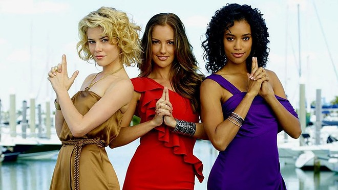 Charlie's Angels, the really bad TV version.