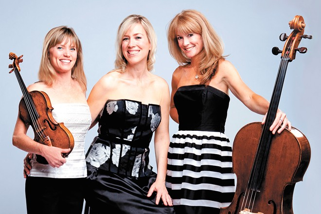 The Eroica Trio visits to help Northwest BachFest celebrate Beethoven.