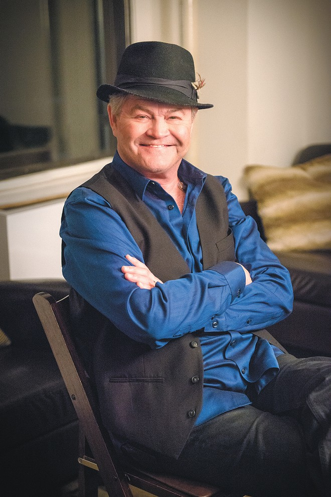 The Monkees' Micky Dolenz.