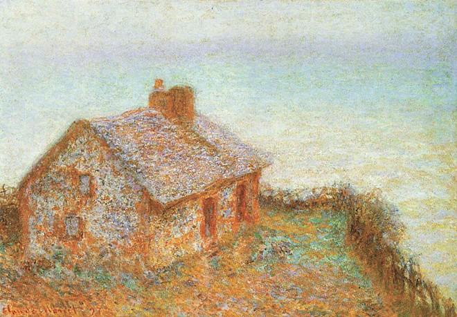 My impression of Monet's Coastguards Cabin? Positive!