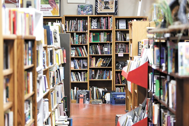 Delightful curiosities abound at Giant Nerd Books. - YOUNG KWAK PHOTO
