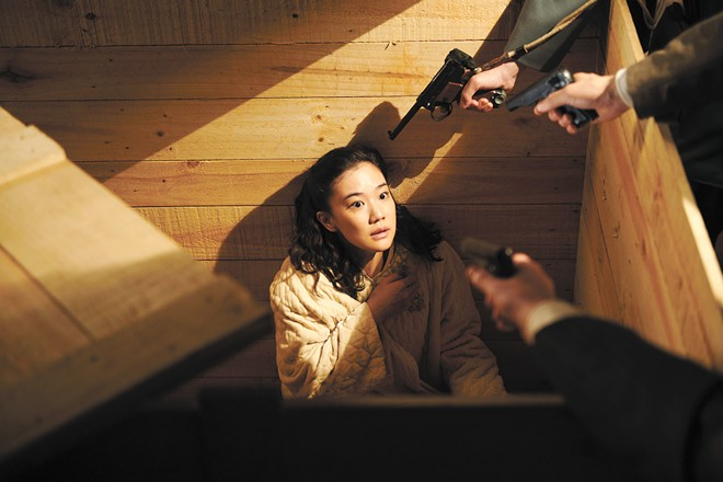 Actress Yu Aoi transcends Wife of a Spy's soap-opera moments.