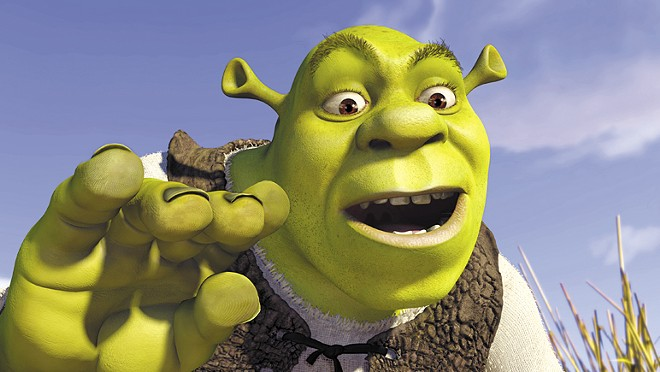 Spokane is the first U.S. destination for an art show dedicated to DreamWorks animation, visiting the MAC in spring 2022. You know Shrek will be there. - DREAMWORKS ANIMATION