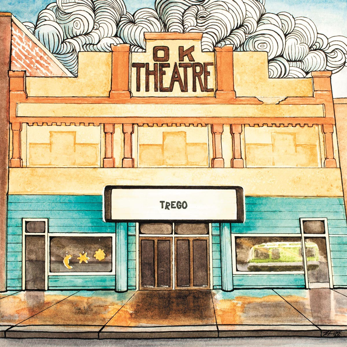 Trego's self-titled debut LP drops Oct. 16.