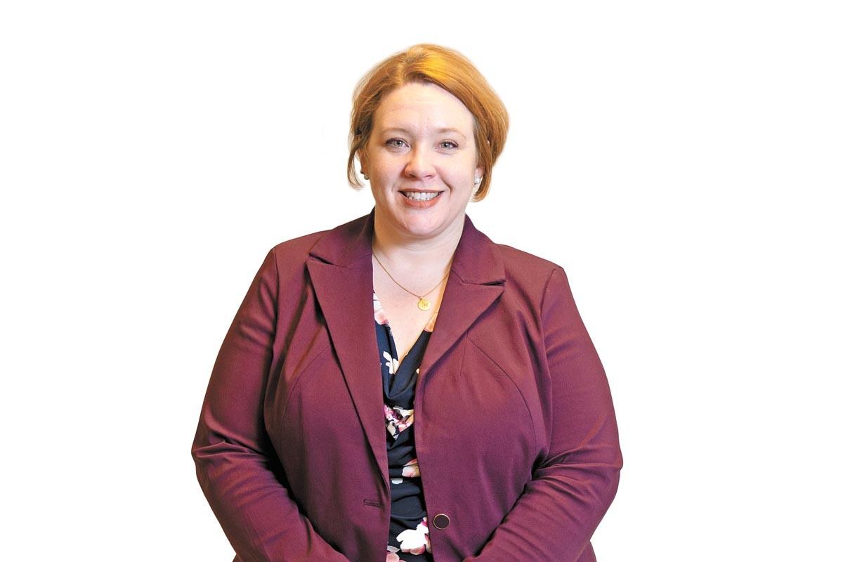 Amelia Clark took over as Spokane Regional Health Administrator in 2019. - DEREK HARRISON PHOTO