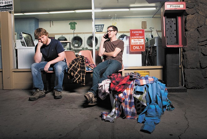 Flannel Math Animal, one of our Bands to Watch in 2015.