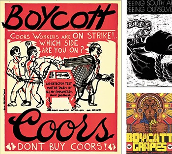 Featured posters span more than 150 years of American history.