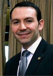 Spokane Home Builders Association government affairs director Michael Cathcart