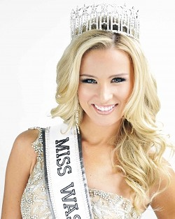 2015 Miss Washington USA, Kenzi Novell - MISSWASHINGTONUSA.COM
