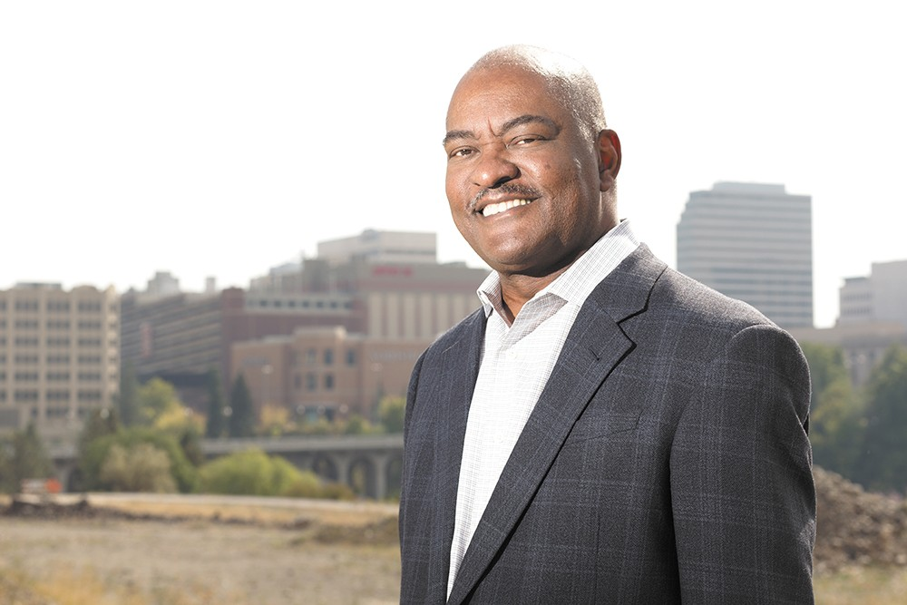 WSU President Elson Floyd passed away June 20 — just days before his dreams of a WSU medical school became real. - YOUNG KWAK