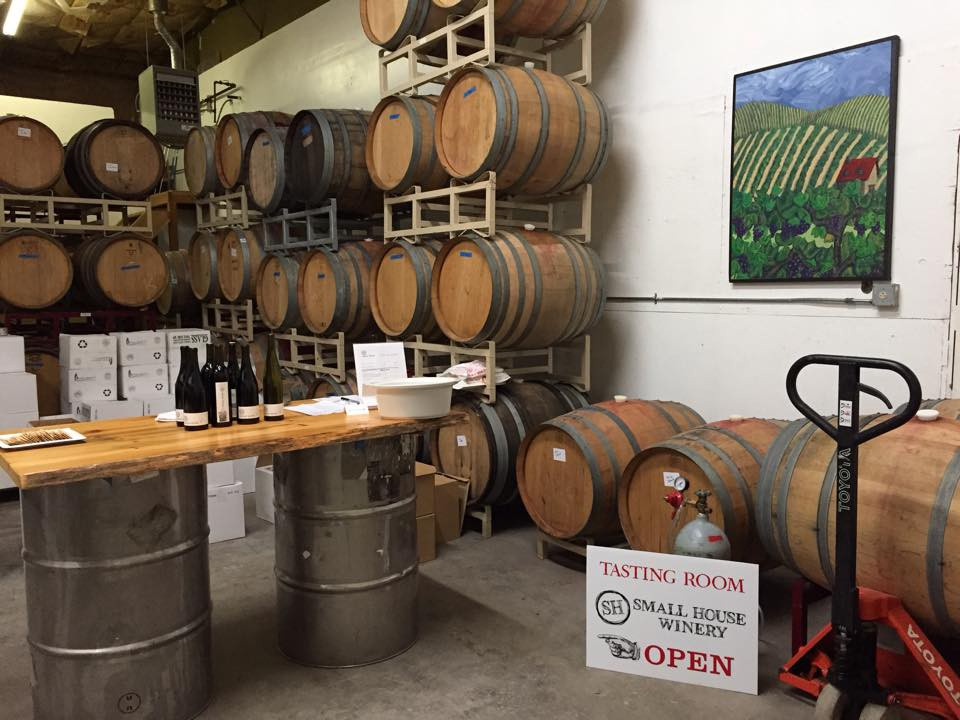Small House Winery has big plans for its new Sandpoint business. - SMALL HOUSE WINERY FACEBOOK
