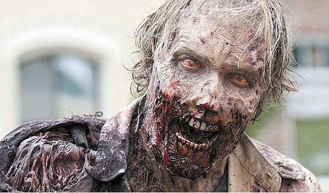 Will Fear the Walking Dead get as gory as the original?