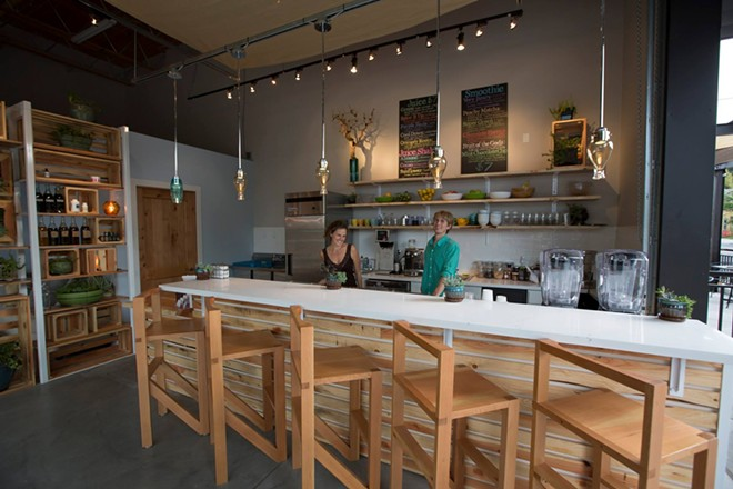 The Wellness Tree is juicing up the South Hill. - WELLNESS TREE FACEBOOK