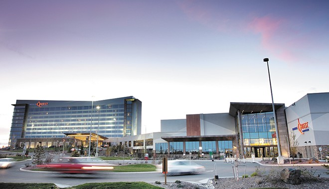 Aside from gaming, Northern Quest Resort and Casino features several bars and restaurants. - YOUNG KWAK