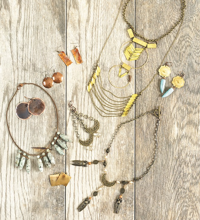 Local jewelry designers are developing a national following. - YOUNG KWAK