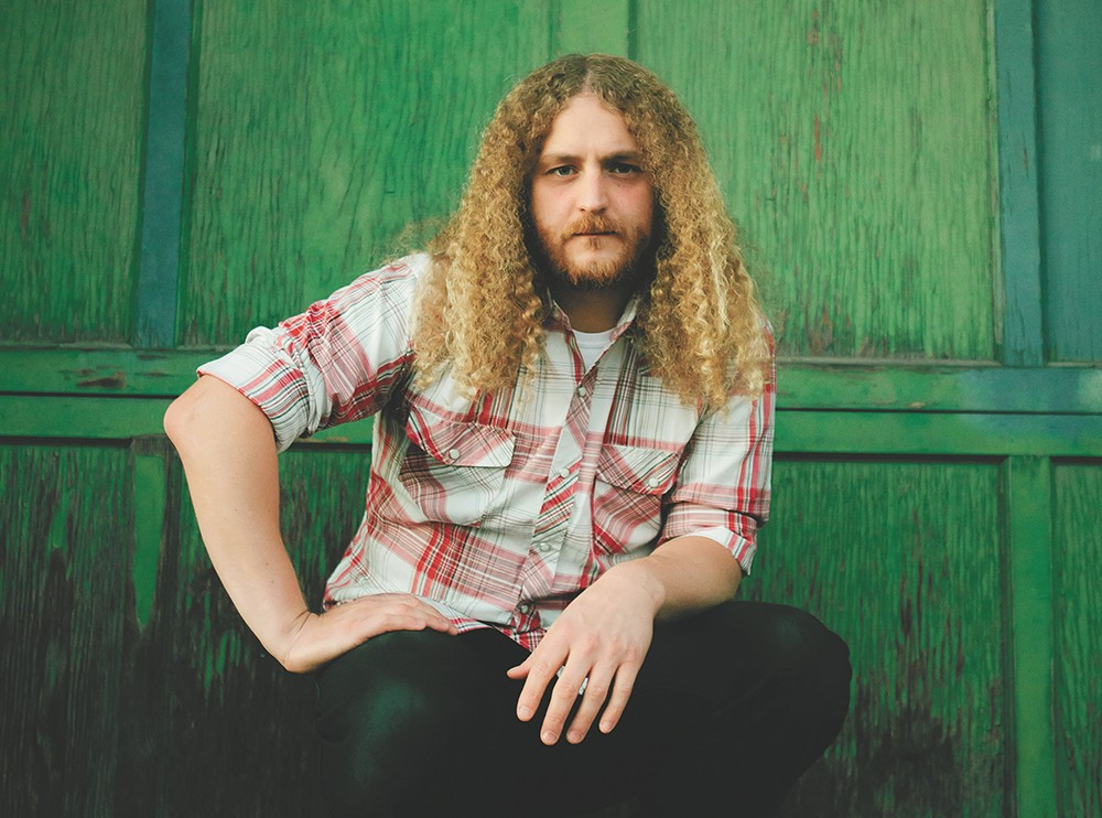 Andy Rumsey releases his new CD on Friday, Oct. 23. - KRISTEN BLACK