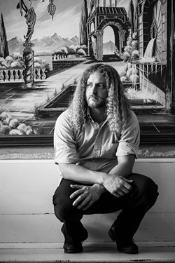 Andy Rumsey releases his first solo record Friday at the Big Dipper.