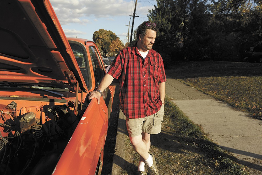 Matt Gregory is one of an estimated 8,000 people whose driving offenses have been miscategorized, resulting in unnecessary jail time and fines. - YOUNG KWAK