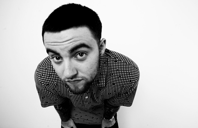 Rapper Mac Miller's upcoming Knitting Factory show is all sold out.