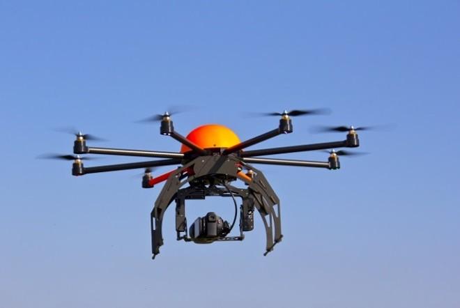 Drone, sweet drone.