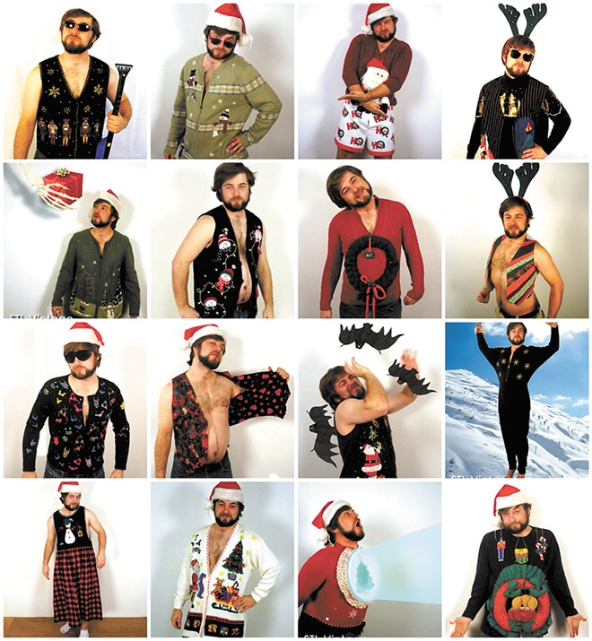 What's your ugly-sweater look of choice?