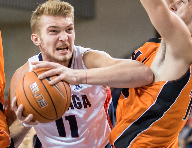 You won't like Sabonis when he's angry.