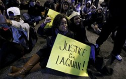 Protests have erupted in Chicago since the release of a video showing Laquan McDonald being shot by an officer 16 times. - THE DAILY BEAST