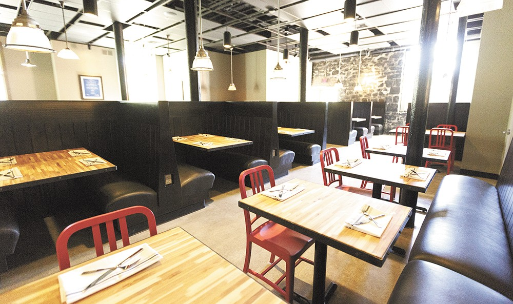 The Blackbird opened in the historic Broadview Dairy building. - YOUNG KWAK
