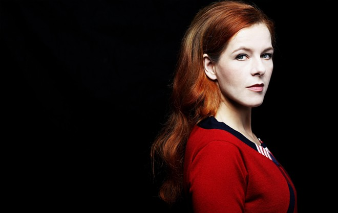 Neko Case played The Bing in April.