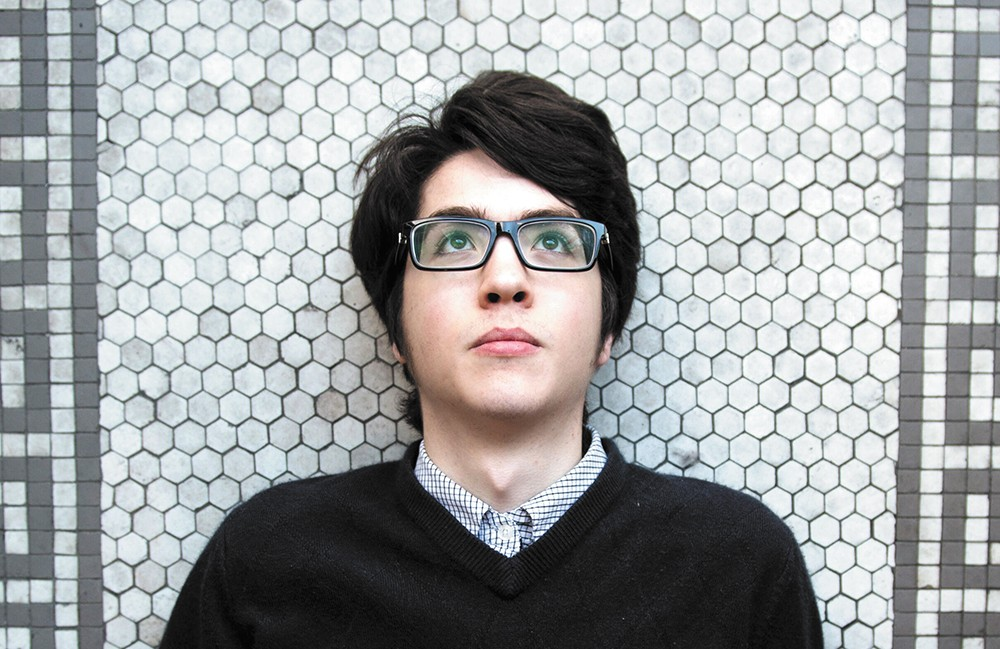 Car Seat Headrest leader Will Toledo brings his band to Spokane Monday.