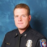 Spokane Police Officer Chris Conrath