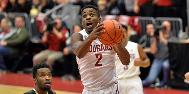Ike Iroegbu can't do it by himself for the Cougars, who are in the midst of a five-game losing streak. - WSUCOUGARS.COM