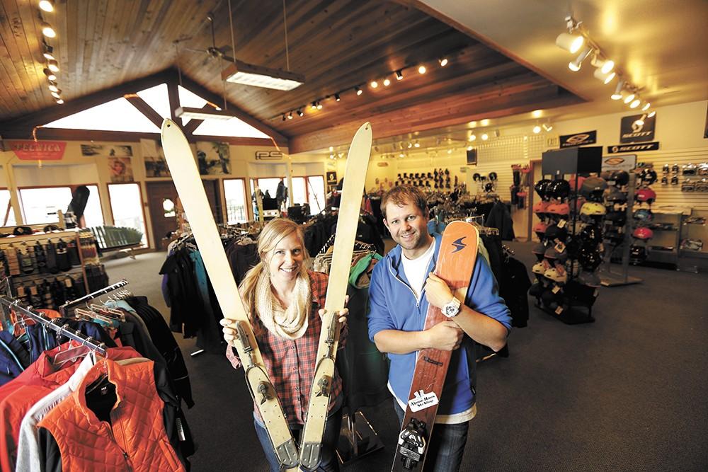 Rachel Link and Drew Harding - YOUNG KWAK