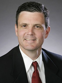 Washington state auditor Troy Kelley