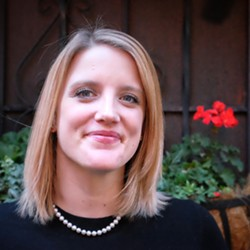 Hillary Madsen is a staff attorney with Columbia Legal Services who represents vulnerable kids throughout the state.