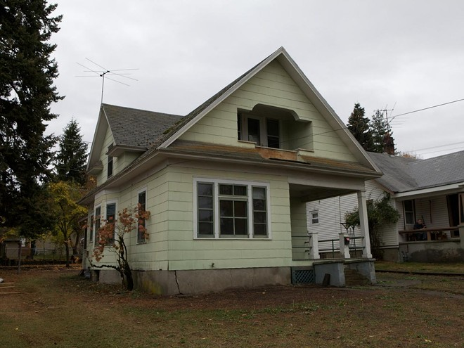 Two Spokane women purchased, renovated and sold this South Perry home, filming the process for an HGTV pilot. - HGTV.COM