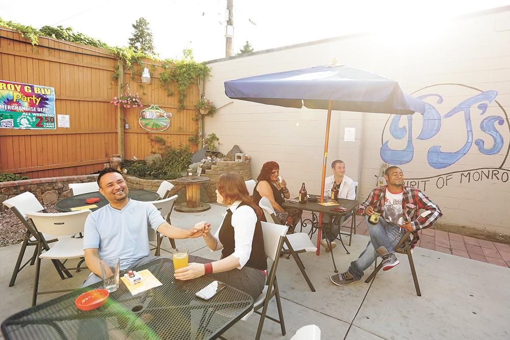 PJ's has long been a neighborhood hangout on North Monroe Street. - YOUNG KWAK