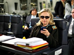 Hillary Clinton used her own private server in a manner that broke federal records rules put in place to allow journalists to find out what's going on with the government. But don't worry, she has the Democratic nomination essentially sewn up.