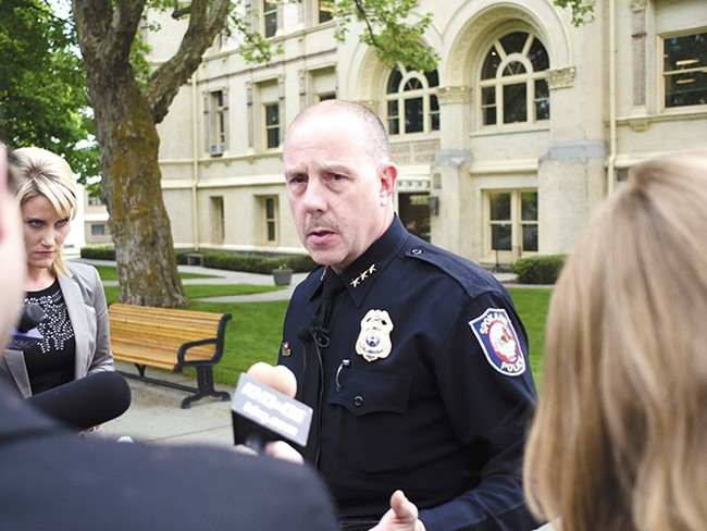 In 2013, Straub had big plans to reshape the Spokane Police Department. By the end of 2015, before his ouster, he was clashing with city administration about the direction of the department