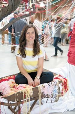 Farm Chicks Show founder Serena Thompson. - PHOTO COURTESY OF SERENA THOMPSON