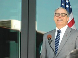 Gov. Jay Inslee gave final approval to the Spokane Tribe's casino plans.