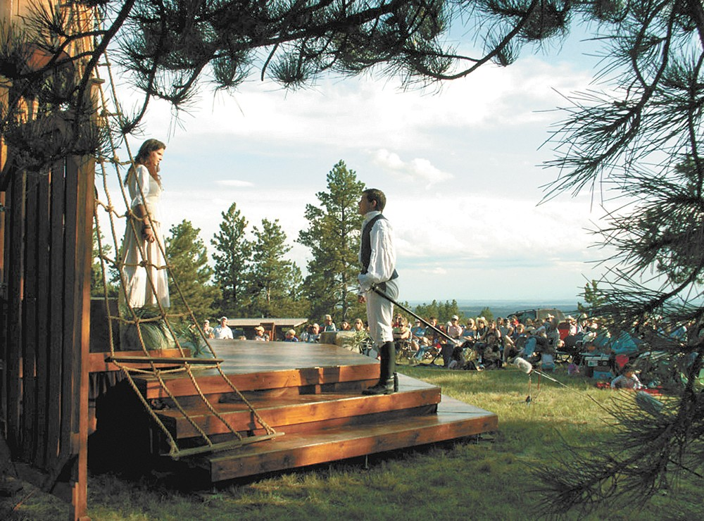 Get your Shakespeare fix in Montana — or wait for the show to hit Liberty Lake and Spokane.